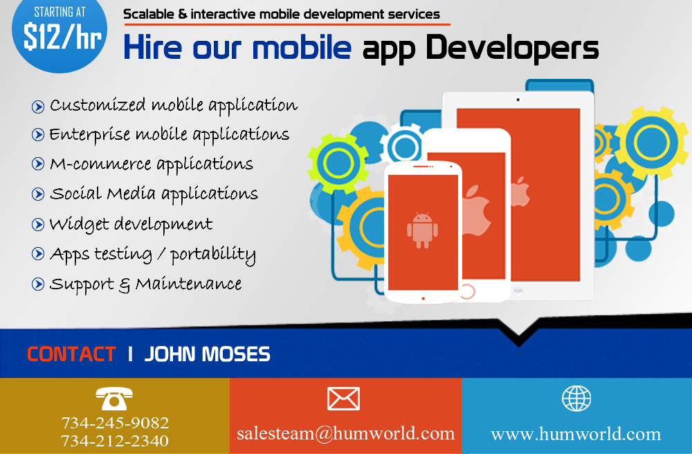 about android mobile application development